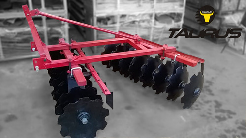 rastra de disco bqx 150 taurus maquinaria agrícola