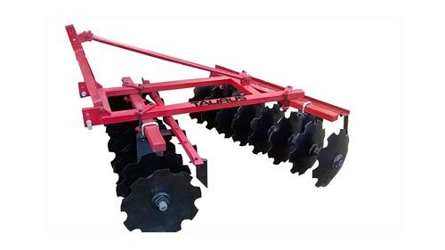 rastra de disco bqx 170 taurus maquinaria agricola