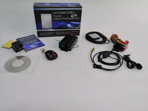 rastreador bloqueador localizador veicular gps tk-103 carro