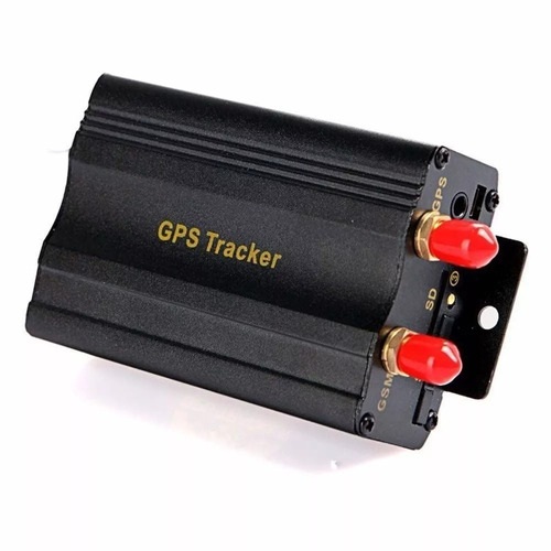 rastreador bloqueador veicular coban tracker tk103b gps gsm