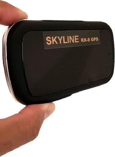 rastreador c/ imã c/ escuta  skyline rx-8 - espionagem