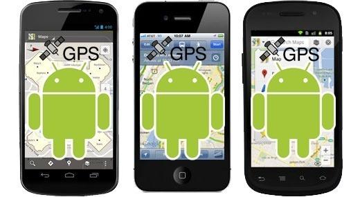 rastreador de celulares con android