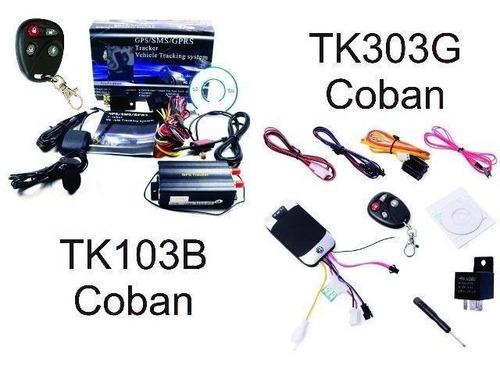 rastreador e bloqueador tk 103 b