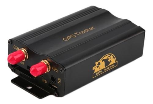 rastreador gps bloqueador tk-103b controle remoto