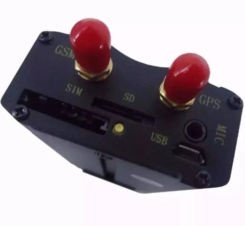 rastreador gps bloqueador veicular on coban tk-103b controle