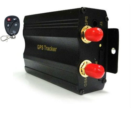 rastreador gps bloqueador veicular original on tk-103b