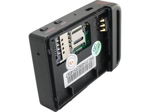 rastreador gps gsm localizador satelital anti robo