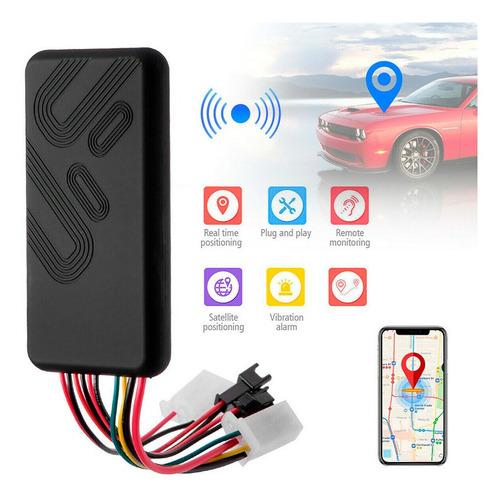 rastreador gps para vehículos con micrófono y apagado remoto