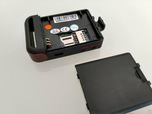 rastreador gps tracker localizador personal sin rentas