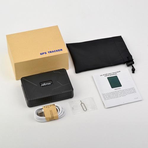 rastreador gps tracker tkstar 915 localizador bateria 30 dia