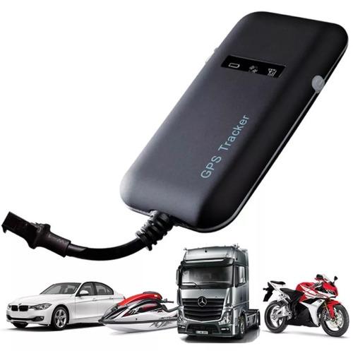 rastreador gps veicular gt02 carro moto tracker