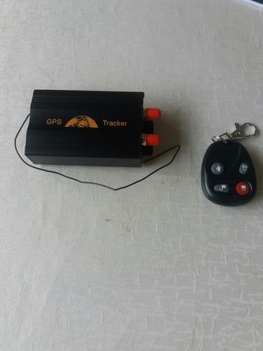rastreador para veículos gps bloqueador original tk  103b