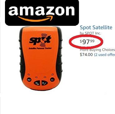 rastreador satelital gps personal tracker spot