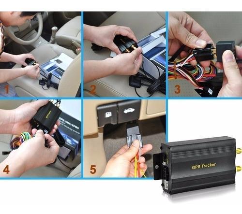 rastreador tk102 tk102b original gps celular tracker por sms