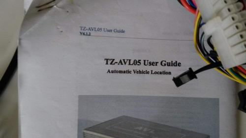 rastreador veicular avl05 via gps sem necessidade assinatura