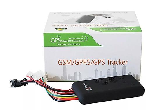 rastreador veicular gps bloqueador accurate gt-06 carro moto