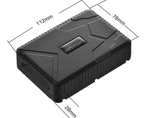 rastreador veicular sem fio bateria 120 dias chip grátis