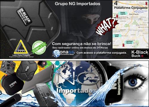 rastreador veicular sem mensalidade tempo real super bateria grupo ng importados brasil