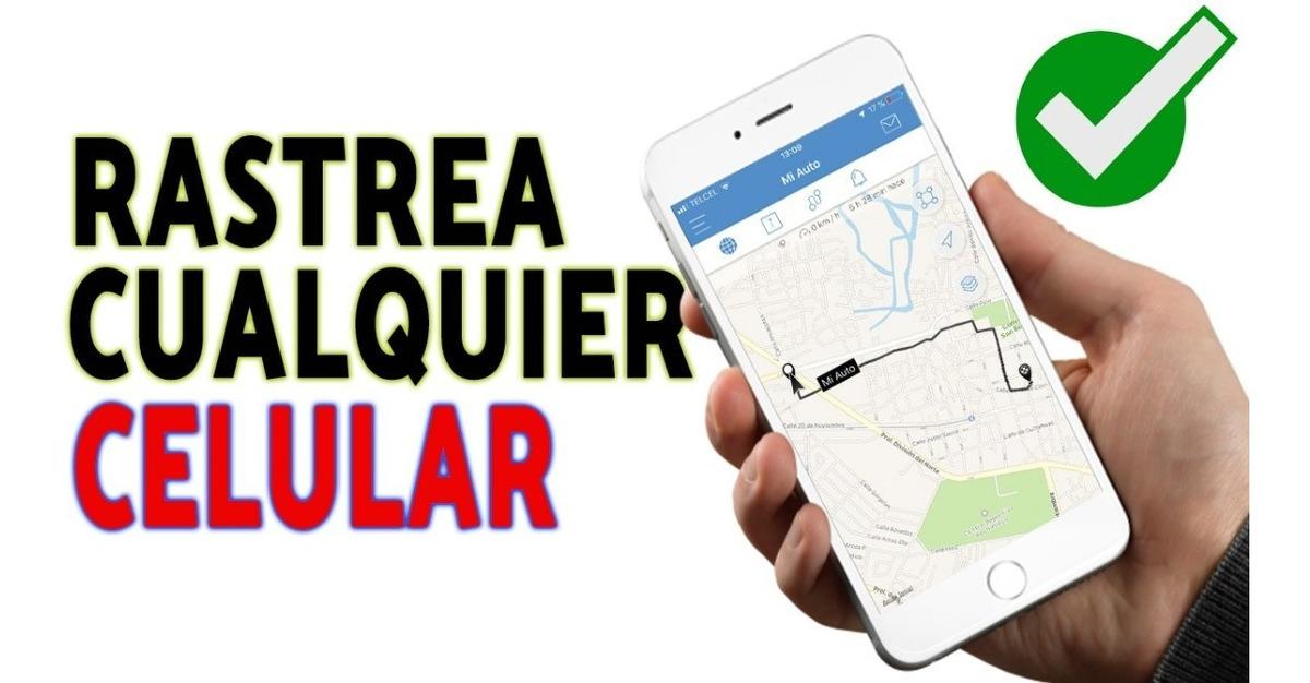 rastrear telefono app