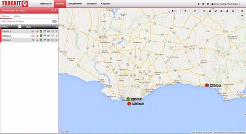 rastreo satelital - gps - monitoreo en vivo.