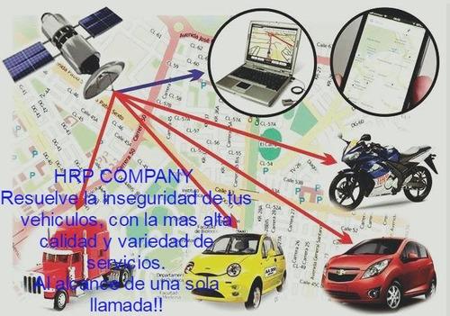 rastreo y monitoreo vehicular gps