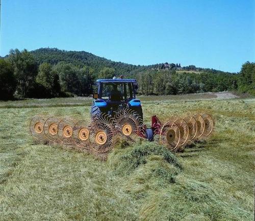 rastrillo sitrex de tiro h90 de 8 soles maquinaria agrícola