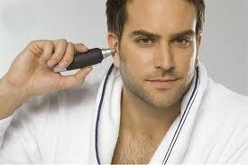 rasuradora cortadora de bello de nariz  oido