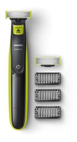 rasuradora eléctrica philips oneblade qp2520/30 one blade