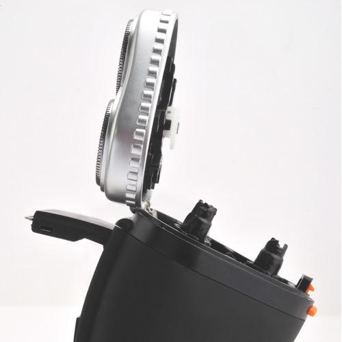 rasuradora eléctrica recargable resistente al agua timco