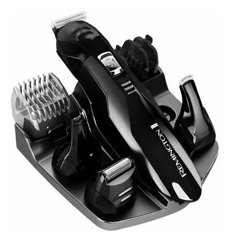 rasuradora electrica remington cortadora cabello vello 9pzas