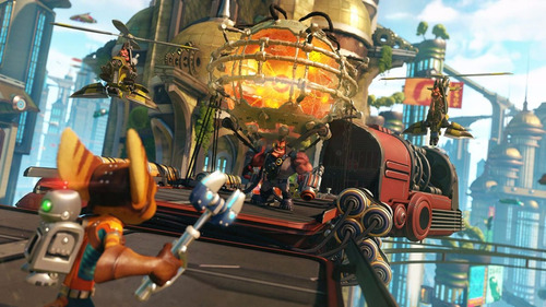 ratchet and clank ps4 digital n°1 en ventas en argentina cs