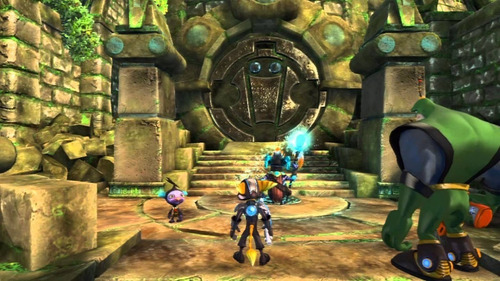 ratchet & clank: all 4 one ps3 original