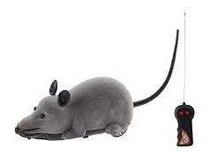 rato de controle remoto robo ratinho brinquedo para gato pet