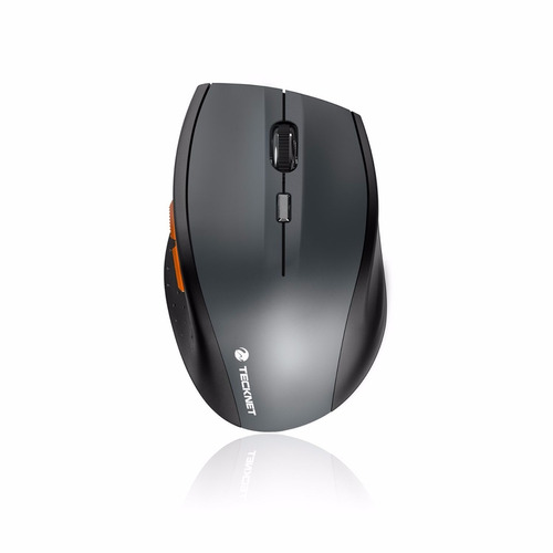 raton mini mouse inalambrico ergonomico 5 botones tecknet