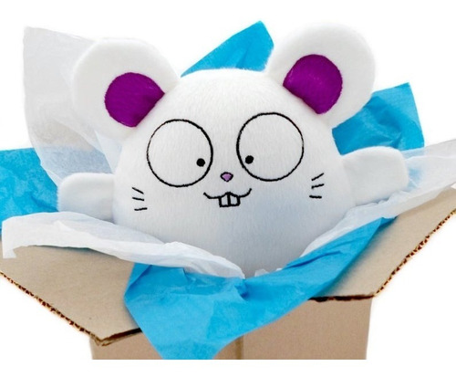 raton niño peluche tierno regalo decoración guyuminos bebé