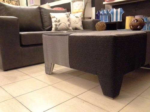 ratona tapizada mesa