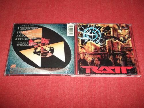 ratt - detonator cd imp ed 1990 mdisk