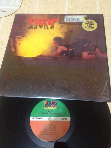 ratt out of the cellar