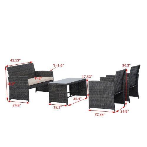 Moderno Muebles Pintados Crujido Composición - Muebles Para Ideas de ...