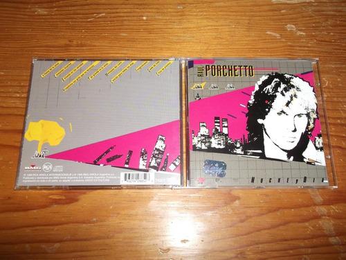 raul porchetto - noche y dia cd argentino ed 1996 mdisk