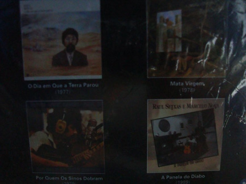 raul seixas - 70 - box 4 cds nacional