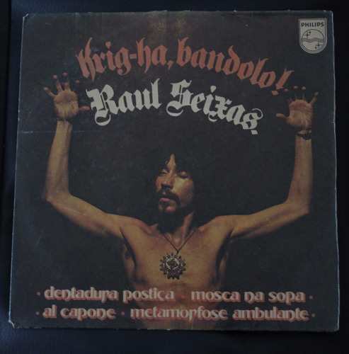raul seixas krig-ha, bandolo compacto 1974