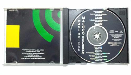 raul seixas maluco beleza cd
