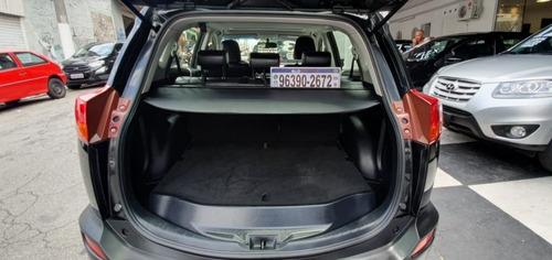 rav 4 2.5 4x4 16v automático 2013