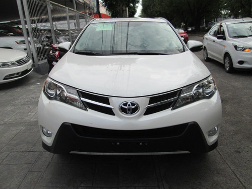 rav 4 limited impecable 2013