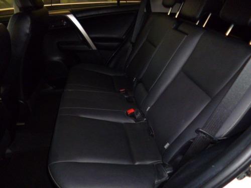 rav4 2.0 aut 4x2 branca 2015 - playauto veiculos