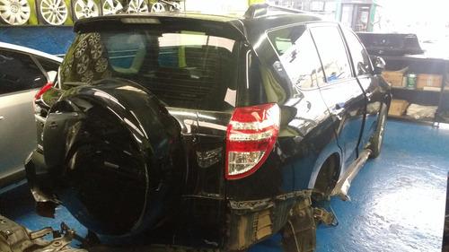 rav4 2011 sucata motor cambio lataria retirada peças
