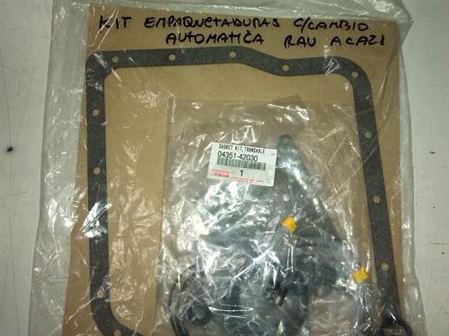 rav4 kit empaquetadura caja aut. original parte 04351-42030