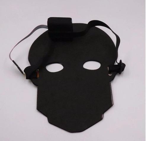 rave, festivais máscara led rítmica, acende com a música