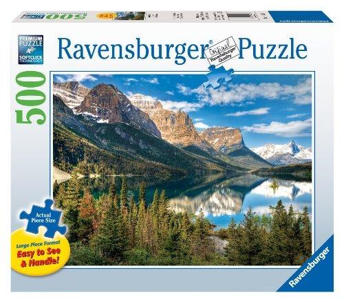 ravensburger beautiful vista  puzzle de 500 piezas de format
